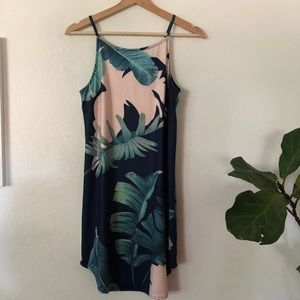 Blooming Jelly Tropical Swim Dress Size Sm…